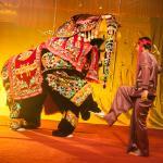 Kyauk Seh Elephant Dance