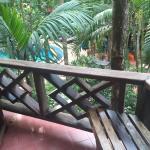 Balcony - Phu Pha Ao Nang Resort and Spa Photo