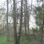 Вид из окна номера