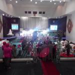 interior auditorium