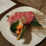 Wonderful food and onsen