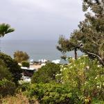 Tolle Lage hoch über der Küste von Malibu