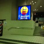 Foto de Comfort Hotel Kochi Station