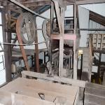 oude productie fabriek, nu niet meer in gebruik