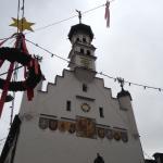 Weihnachtsmarkt 2 (Rathausgiebel)