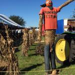 The pumpkin festival