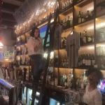 Bar staff fun