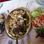 Bacalhau assado em azeite