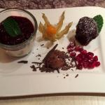 Dessert-Allerlei