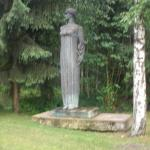 Sculpture of ...