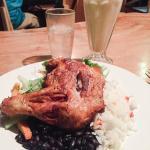 Pollo Frito Casado