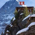 Aussichtspunkt beim Grindelwaldblick und Eigernordwand