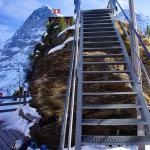 Aussichtspunkt beim Grindelwaldblick