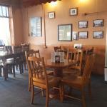 Updated Blue Belle Cafe.