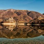 Photo de Lago del Turano