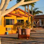 Walk around the grounds of Las Palmas, visit the gym and swiming pool