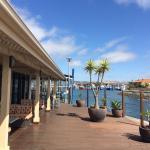 Foto de The Marina Hotel