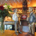 Bilde fra Gudvangen Fjordtell Restaurant