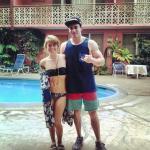 The Pool Area at Royal Grove Hotel, Waikiki
