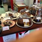 pastry and cakes