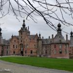 Außenansicht des Schlosses