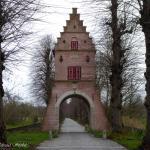 Der Weg zum Schloss führt durch dieses Tor
