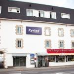 Façade Kyriad Vannes Centre