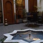 fontana cortile