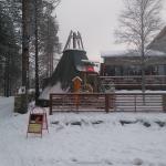 Rovaniemi Artic circle