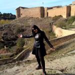 Segovia, castelo.