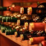 Unser Weinschrank