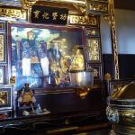 Un altare laterale