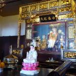 Uno degli altari laterali