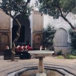 The Riad Laaroussa itself