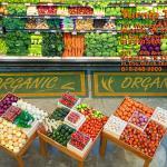 Organic, Fresh and Natural Produce