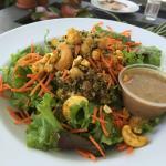 Summer Indian Salad - yummy!!!