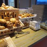 Brötchen, Brot