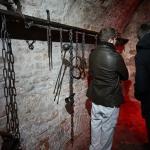 Torture tools room...