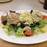 Trifecta salad