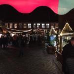 Lübecker Weihnachtsmarkt Foto