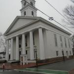 Old Whaling Church Foto