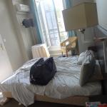 chambre à environ 104 euros la nuit