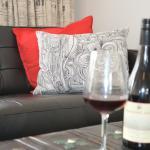 Enjoy a local award winning Pinot Noir