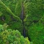 Stunning North Shore waterfalls