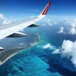 cancun desde el aire