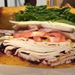 Pilgrim Turkey Sandwich