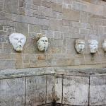 Mask Fountain