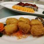 durian tempura