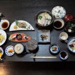山喜旅館 夕食