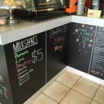 more chalkboard menu